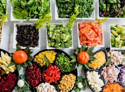 Test sensibilidad alimentos